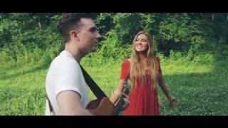 Send My Love / Sit Still, Look Pretty (Acoustic Mashup) - Landon Austin and Kaya May