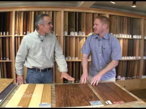 Hardwood Floor Choices