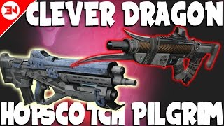 Destiny CLEVER DRAGON vs HOPSCOTCH PILGRIM - Road To Best Pulse Rifle - ep 2