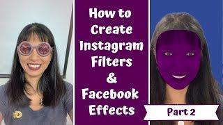 كيفية إنشاء Facebook الآثار أو Instagram المرشحات مع يشعل AR الجزء 2: استبدال الخلفية