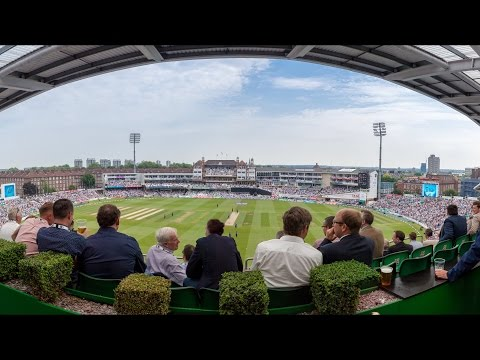 Raise the Roof at the Kia Oval