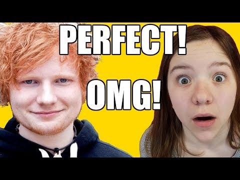 OMG Ed Sheeran Perfect Video! | Babyteeth More!