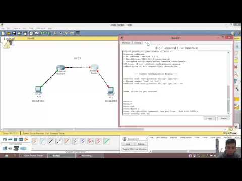 CCNA - Routing Information Protocol (RIP)