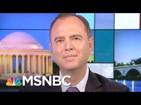 Adam Schiff: Sometimes Opposition Research Is True | Rachel Maddow | MSNBC