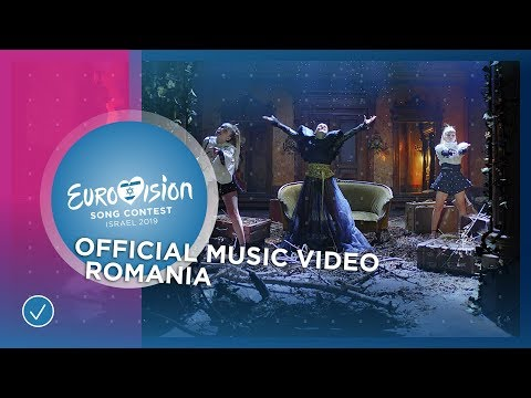 Ester Peony - On A Sunday - Romania �� - Official Music Video - Eurovision 2019