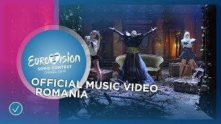 Ester Peony - On A Sunday - Romania - Official Music Video - Eurovision 2019