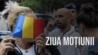 România în 10 minute. Ziua moțiunii