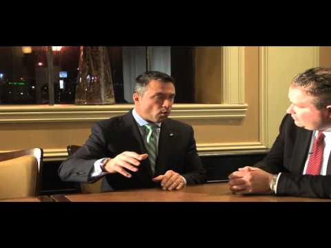 Not Politics As Usual with Congressman Michael Grimm