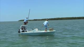 Tarpon Fly Fishing Tackle Setup Rod and Reel for Key West Florida