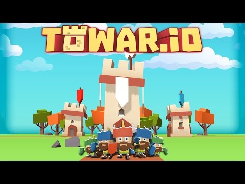 Towar.io - Official Release Trailer (Android)