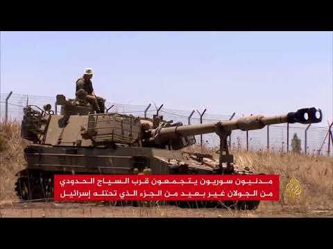 قوات النظام تواصل تقدمها في ريق القنيطرة  - نشر قبل 2 ساعة