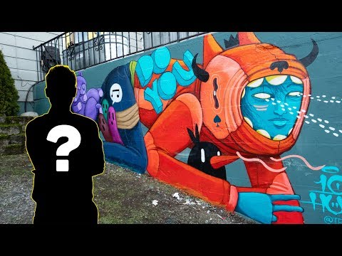 Who's Painting Over My MURAL?! | Could be you...