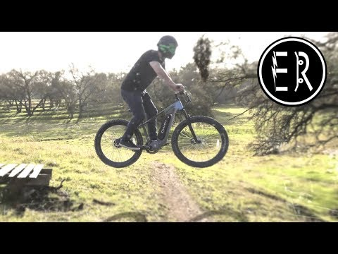 30 MPH ELECTRIC MOUNTAIN BIKE IS DEADLY POWERFUL!!! Evelo Delta Review, Ride