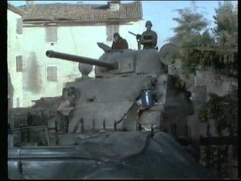 Sherman v Tiger