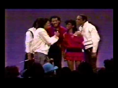 "DeBarge Sings ""Time Will Reveal"" Acapella on Soul Train"