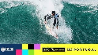 Florence vs. Igarashi vs. Ho - Round One, Heat 6 - MEO Rip Curl Pro Portugal 2017
