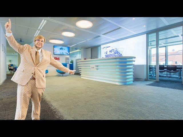 """""""SHOPinOFFICE24h"""" für EMC Corporation in Wien"""
