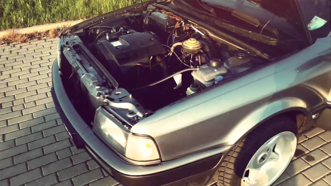 Audi 80 B4 1 9 Tdi