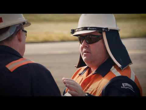 Tasmanian Minerals Emergency Response Competition (TMERC) at Bell Bay Aluminium