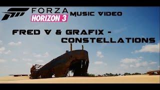Fred V Grafix Constellatoins Forza Horizon 3 Music Video