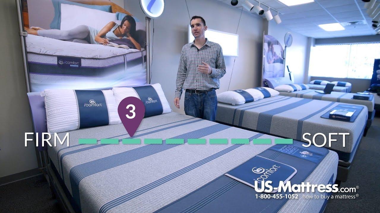 serta icomfort blue max 1000 cushion firm mattress expert review