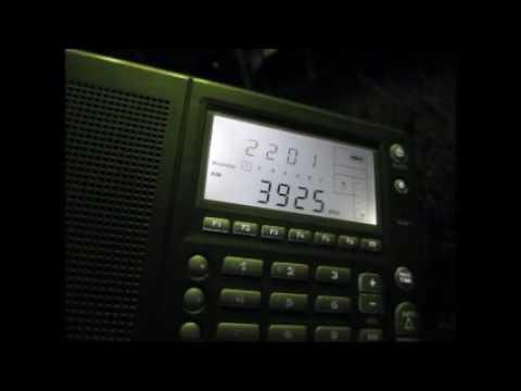 Radio Nikkei 3925 kHz received in Germany