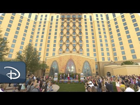 Gran Destino Tower Opens at Disney's Coronado Springs Resort