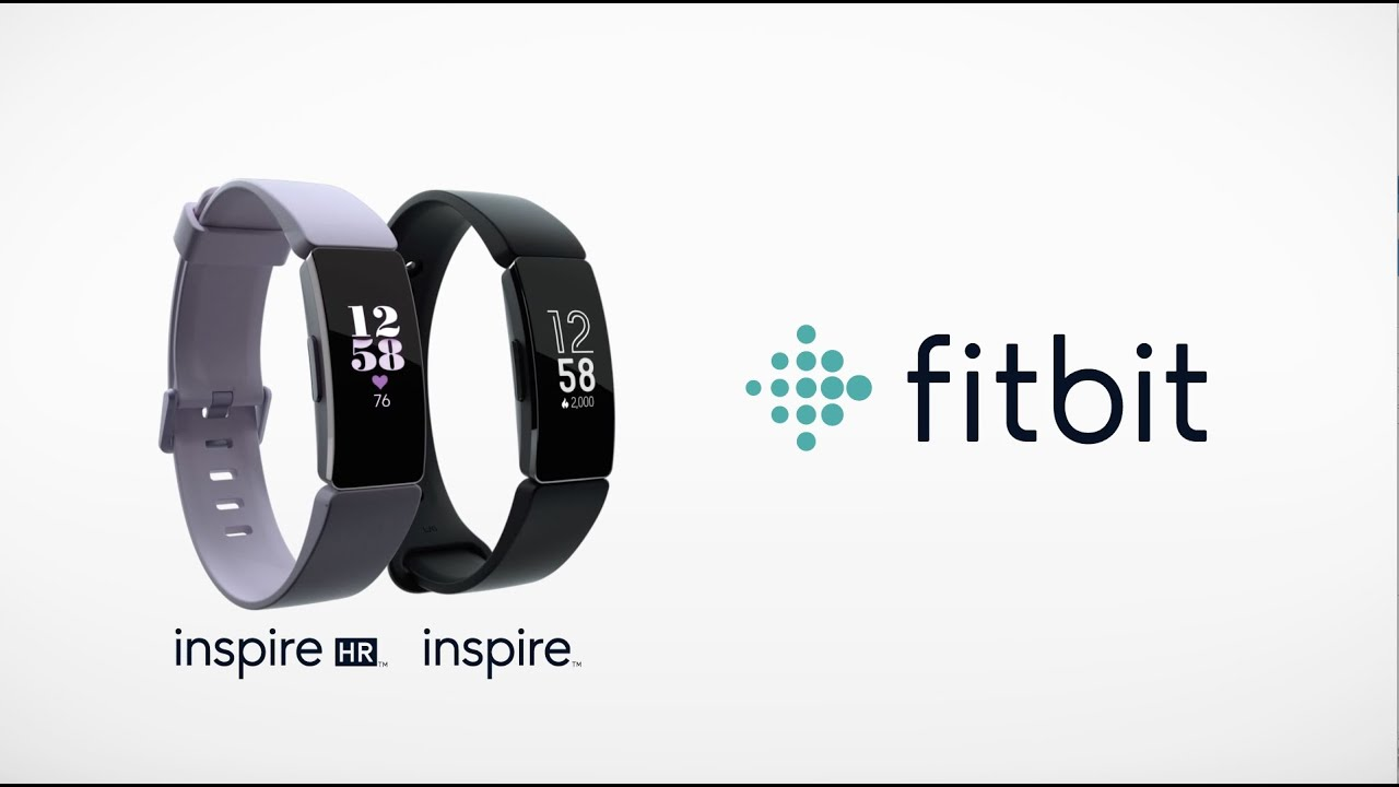 Fitbit Inspire & Inspire HR | Health & Fitness Trackers