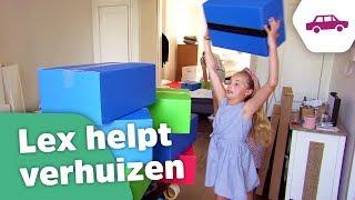 FAYE GAAT VERHUIZEN MET LEX! - Kinderen voor Kinderen op weg naar de Grote Show 2