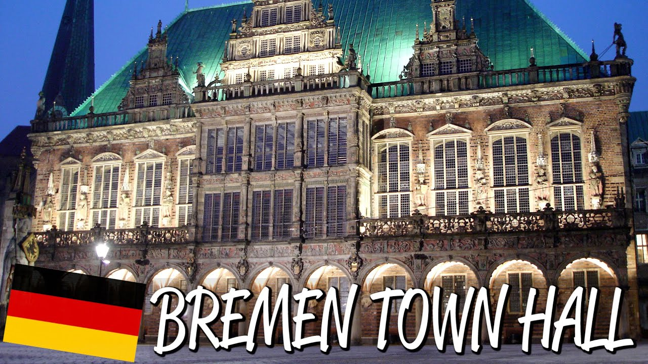 Town Hall and Roland Statue in Bremen - UNESCO World Heritage Site