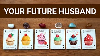WHO WILL YOU MARRY? 💏 *SUPER DETAILED* Pick A Card 💍🧁 Tarot Reading YOUR FUTURE HUSBAND Soulmate