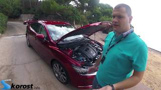 Test drive review: Mazda 6 2018