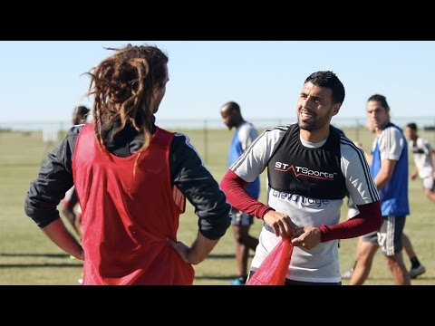 Behind the scenes with Real Salt Lake: Road to the CONCACAF Champions League Quarterfinals