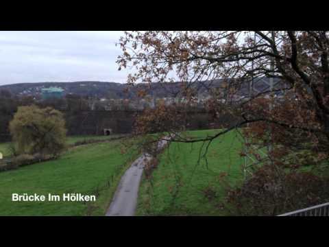 Nordbahntrasse Dezember 2013