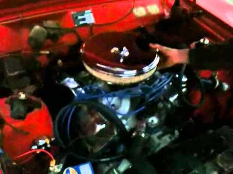 Xc 351 no exhaust.