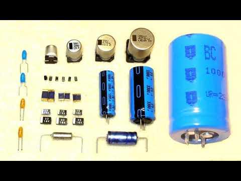 Electrolytic capacitor   Wikipedia audio article - YouTube