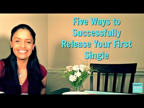 SONICBIDS - 5 Ways to Successfully Release Your First Single - #VideoReplyThursday Ep. 12