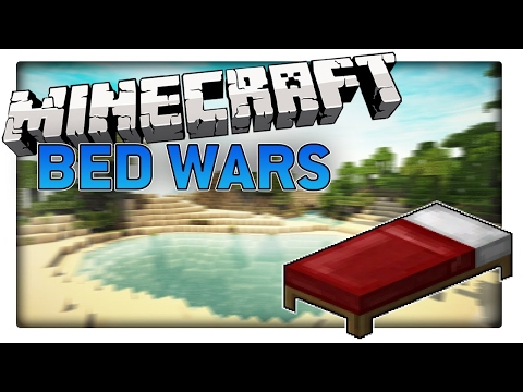 My Bed is on Fire!!- Bed Wars/Hypixel