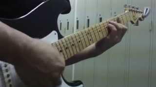 Guitar/Fender Japan Stratocaster Multi-Effect/KORG PANDORA mini Han...