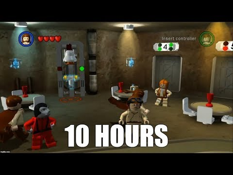 Lego Star Wars - Mos Eisley Cantina Extended (10 Hours)