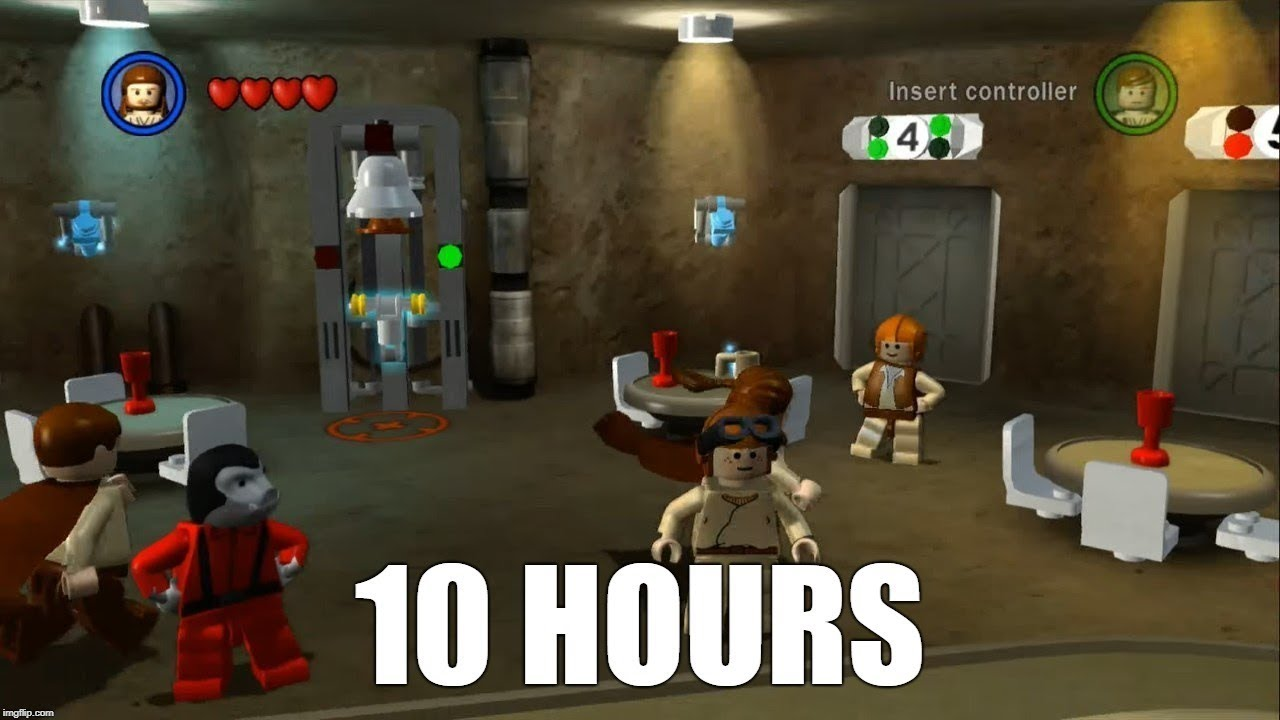 Lego Star Wars Mos Eisley Cantina Extended 10 Hours Youtube