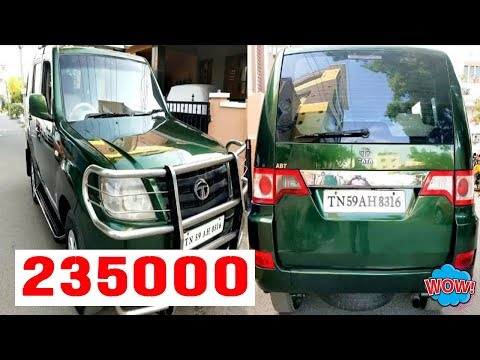 Tata Sumo Second Hand Car Sales in Tamilnadu| Tata Sumo Used Car Sales in Tamilnadu