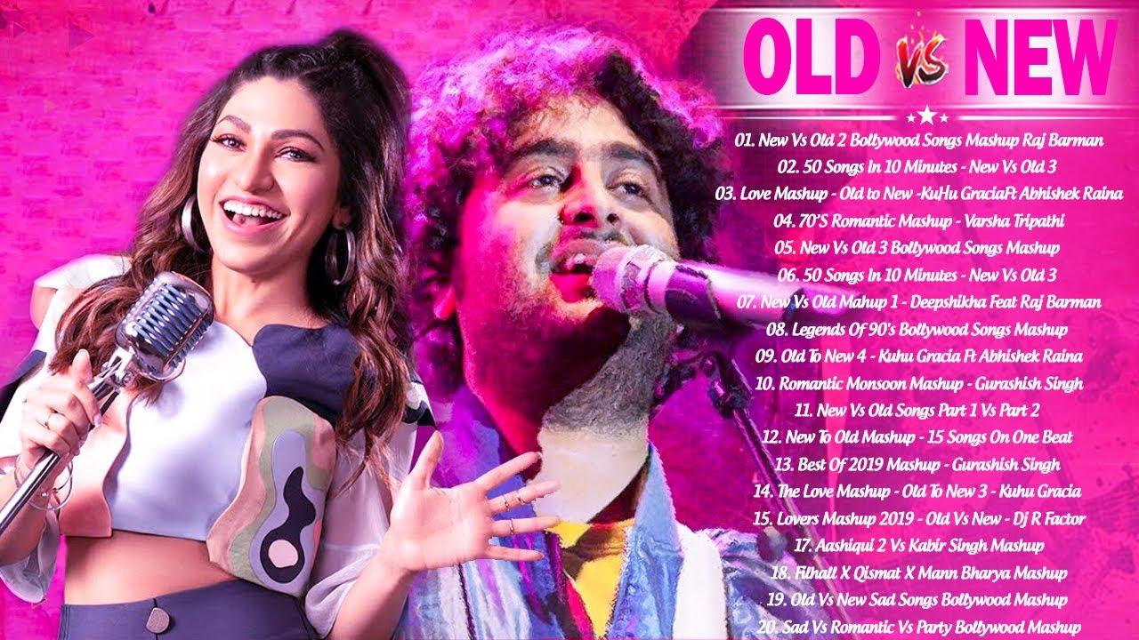 Download Old Vs New Bollywood Mashup Songs 2020 | NEW Romantic Hindi Song_90's Live Mashup,Hindi Mashup 2020