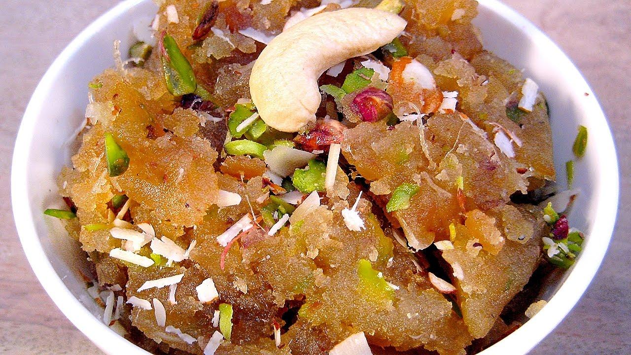 Shakarkandi Ka Halwa Recipe In Hindi - Sweet Potato Halwa Recipe ...