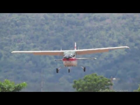 Honduras como ruta del narcotráfico