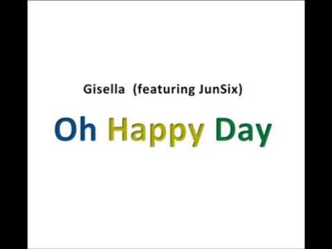 """oh-happy-day""-gisella-(featuring-junsix)---buzz-single"