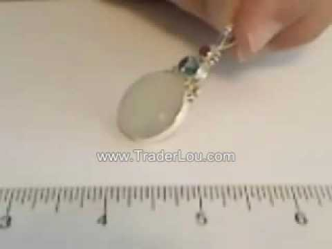 Bali Indonesia Sterling Silver Jewelry TraderLou.com