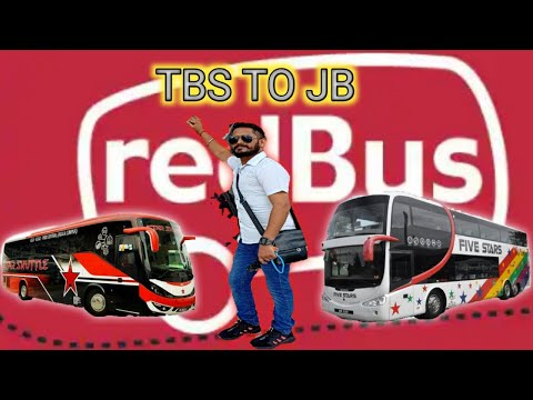 tbs(terminal-bersepadu-selatan)-to-jb(johor-bahru)-malaysia-by-bus