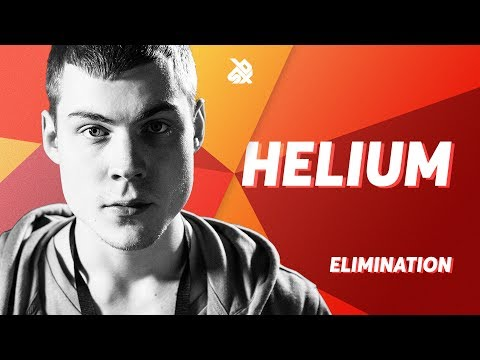 HELIUM  |  Grand Beatbox SHOWCASE Battle 2018  |  Elimination
