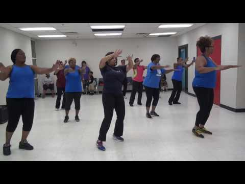 Bad Girl Hustle H-Town Line Dancers